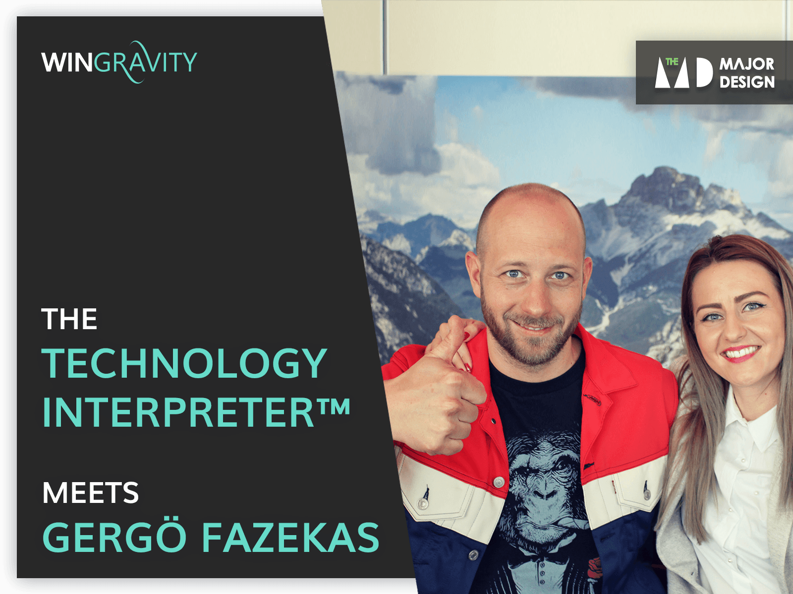The Technology Interpreter Meets Gergo Fazekas