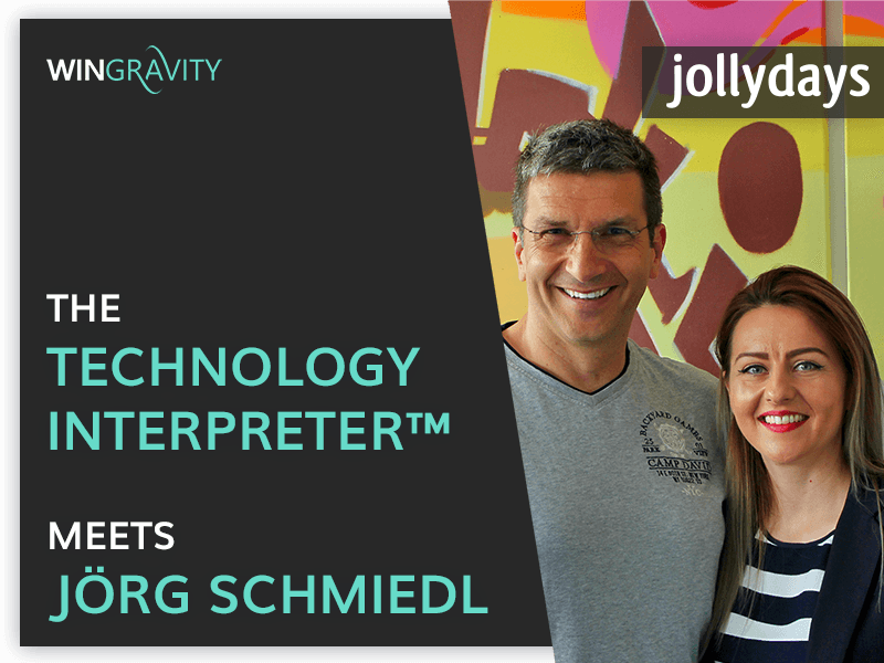 Technology Interpreter Meets JollyDays